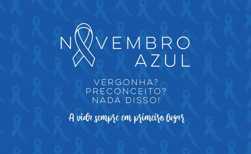 17 de novembro: Dia Mundial de Combate ao Câncer de Próstata